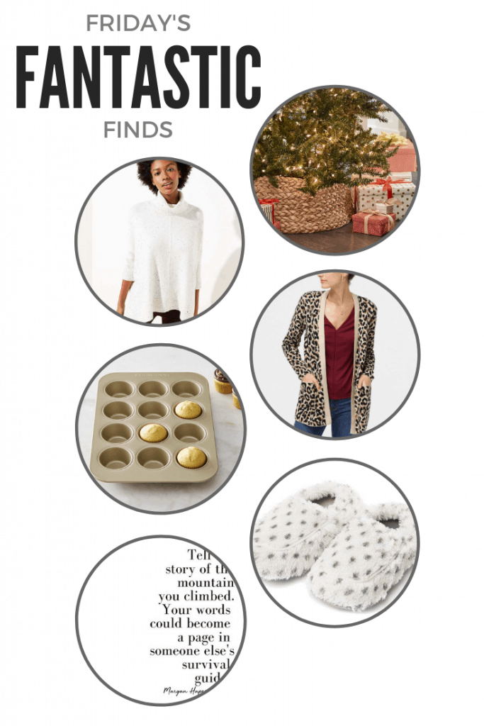 Welcome to another Friday's Fantastic Finds -- here's a little roundup of what caught my eye this week!