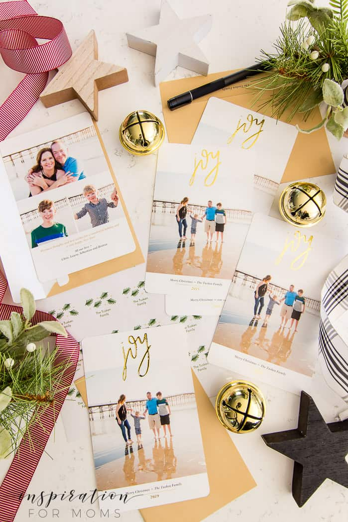 Holiday Christmas Cards and Gift Ideas