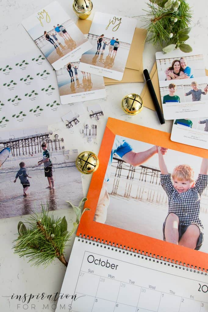 Get your Christmas cards and photos gifts for friends and family at affordable prices. Get up to 50% off your Vistaprint order with the code MOMSHOLIDAY!