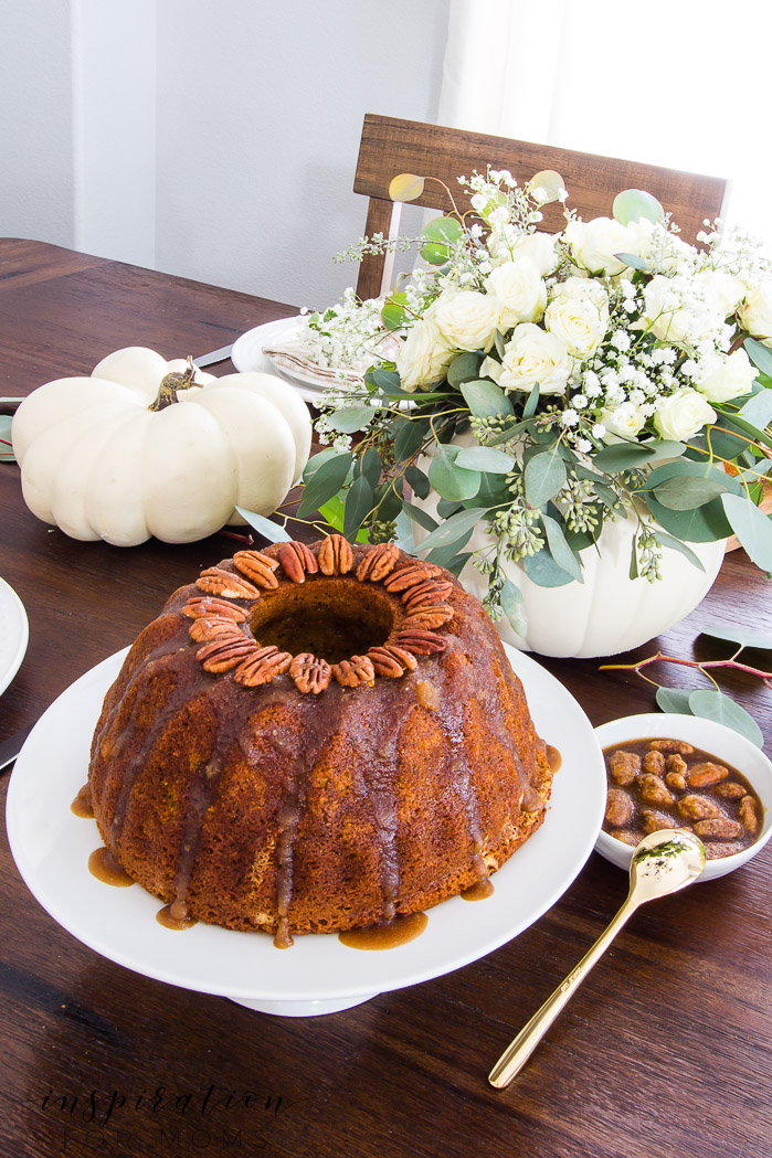 Delicious Fall Dinner Party Menu