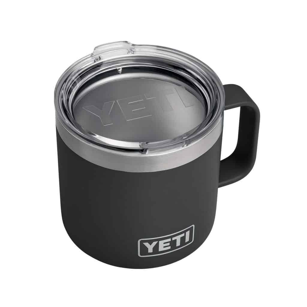 YETI 14 oz coffee mug - never have cold coffee again