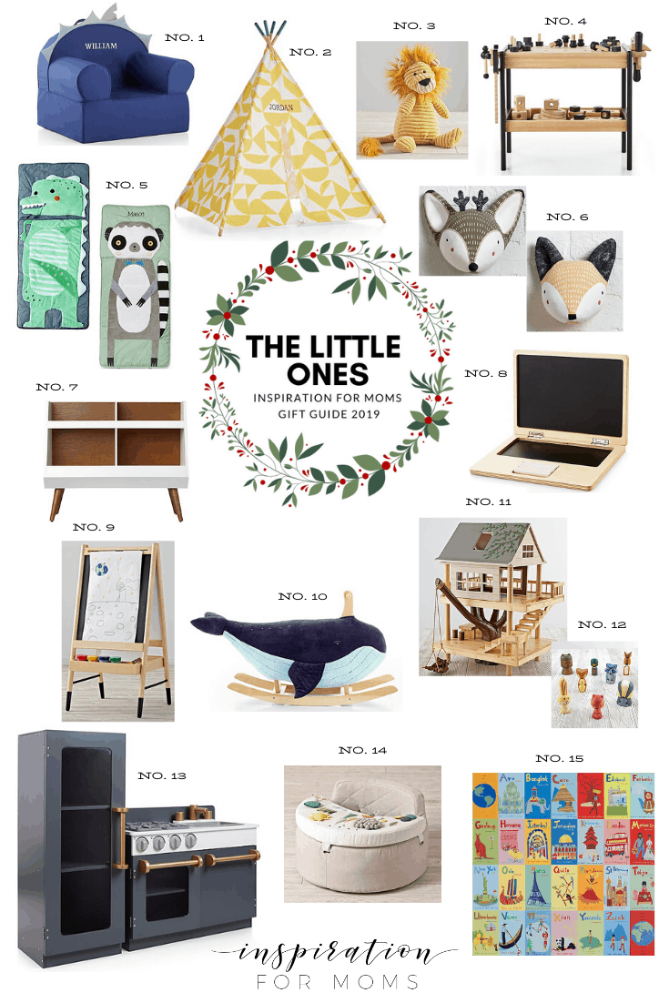 The Little Ones Gift Guide 2019