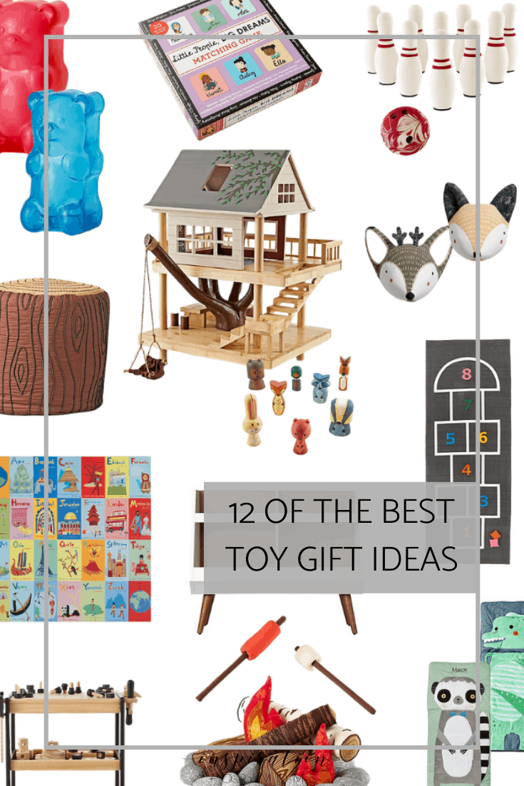 The Best Toy Gift Ideas for Birthdays