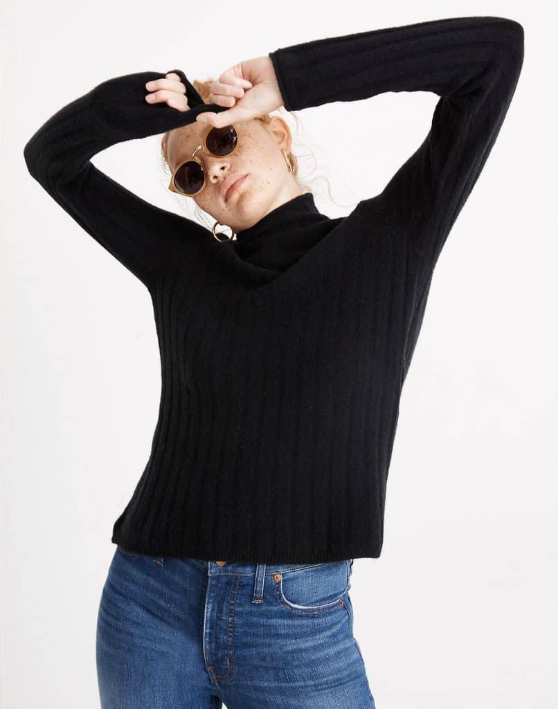 Evercrest Turtleneck Sweater in the Coziest Yarn