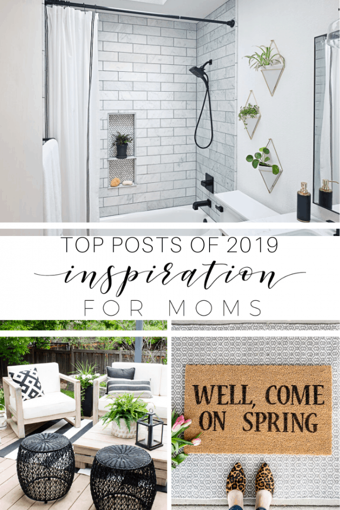 Top Ten Posts of 2019 at Inspiration for Moms