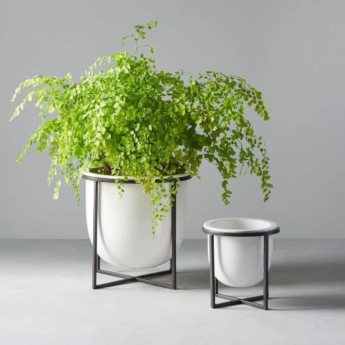 Eden cross base planters