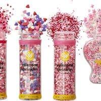 Wilton Valentine's Day Sprinkle Set, 4-Count