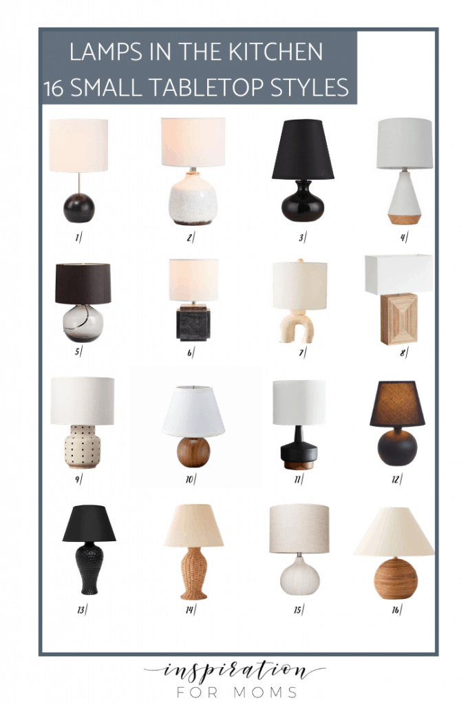 Lamps in the kitchen is a new trend that is gaining in popularity. Discover what types of lamps are best for your home! #lampsinkitchen #lamps #kitchenlamps
