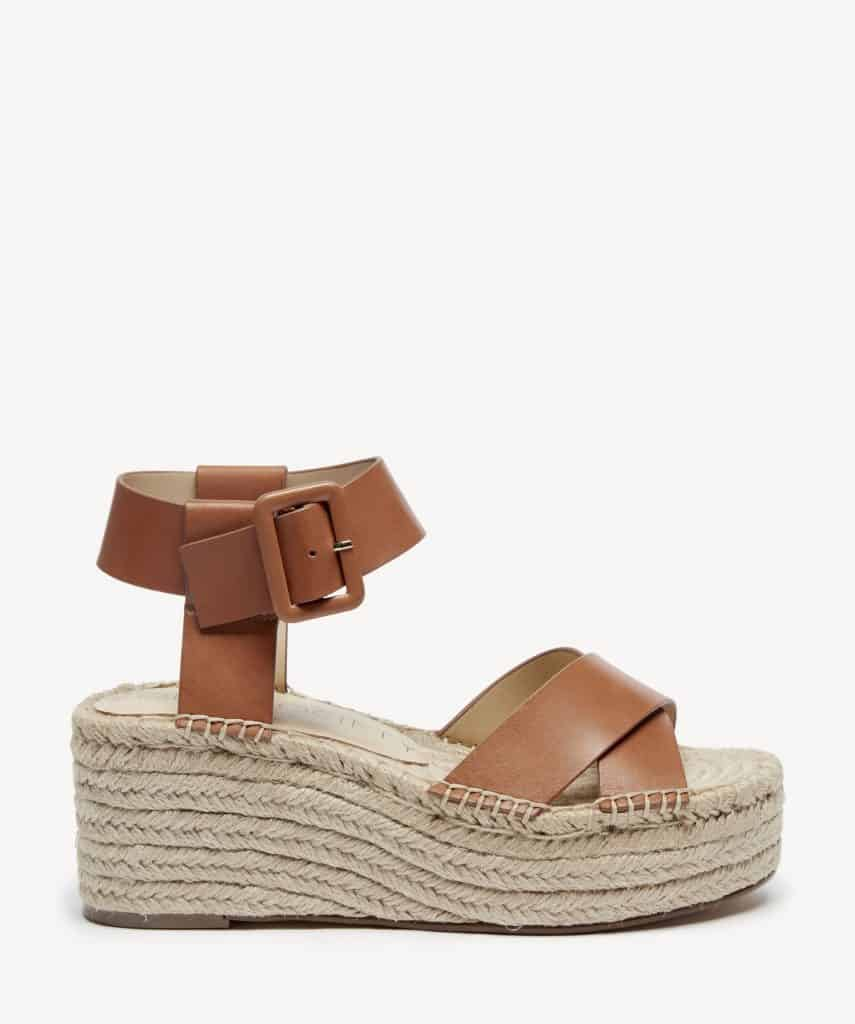 AUDRINA FLATFORM ESPADRILLE from Sole Society is on sale