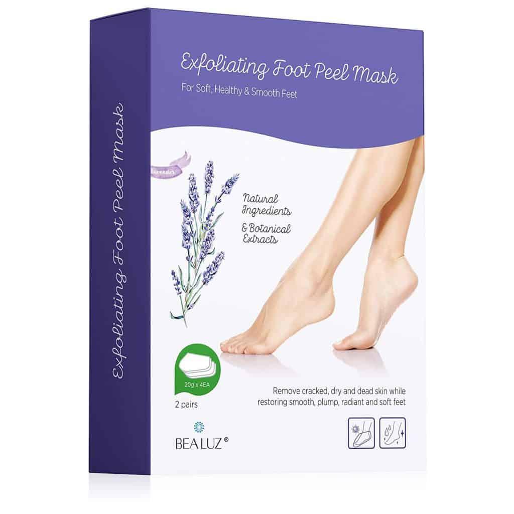 Foot Peel Mask - Lavender