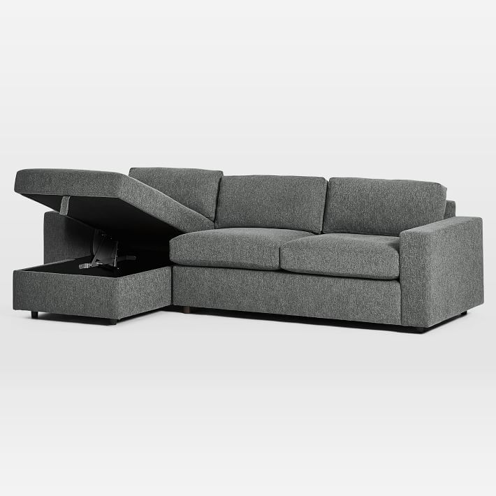 Sleeper Sectional with Storage