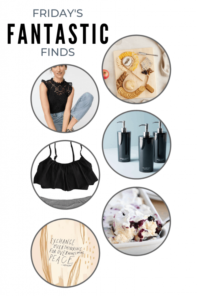 Welcome to another Friday's Fantastic Finds -- here's a little roundup of what caught my eye this week! #fridaysfinds #fantasticfinds