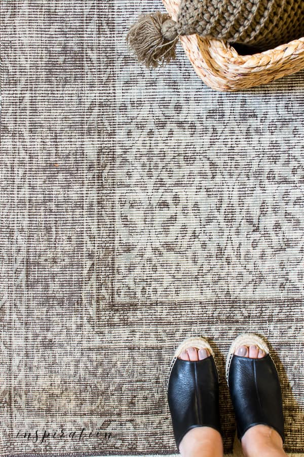 Try A Trend: Vintage Rugs