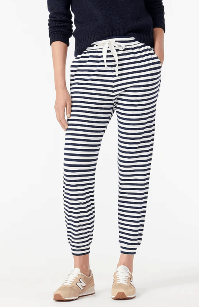 Striped Jogger Pants