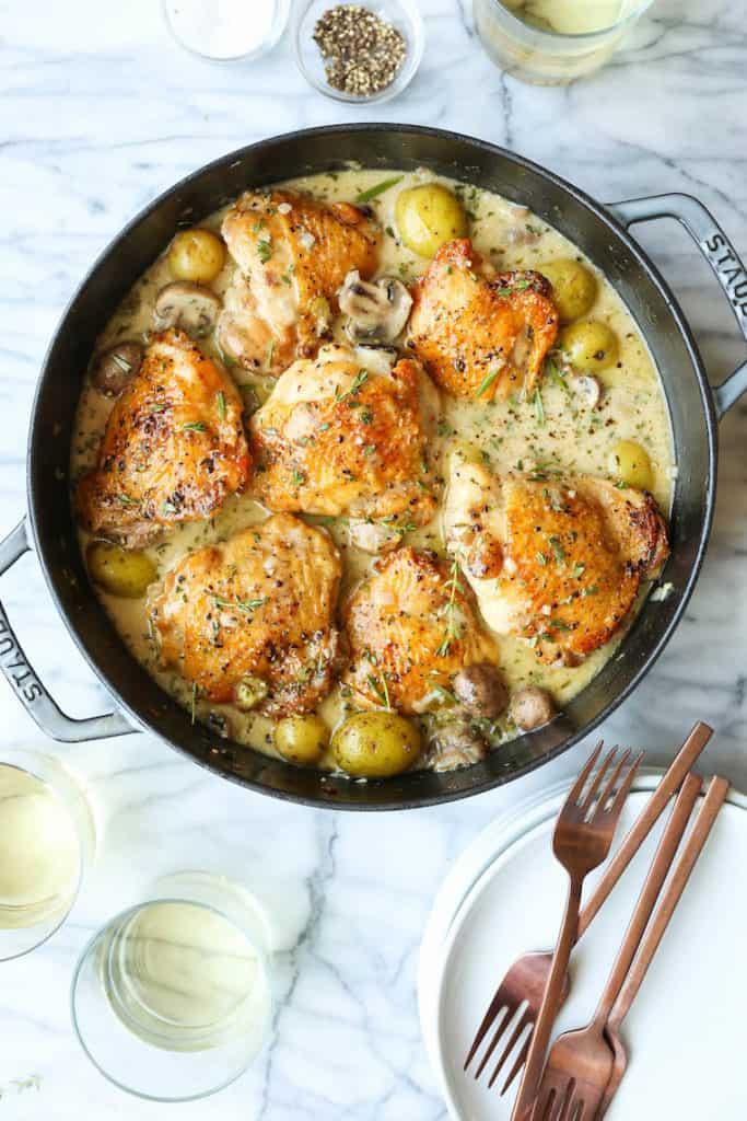 French Chicken Casserole