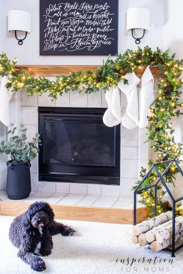 Cozy Neutral Christmas Home Tour