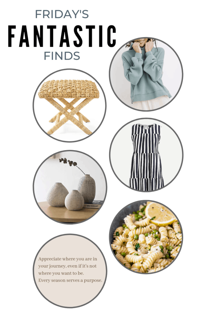Welcome to another Friday's Fantastic Finds -- here's a little roundup of what caught my eye this week! #fridayfinds
