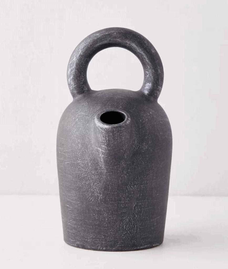 ceramic watering jug