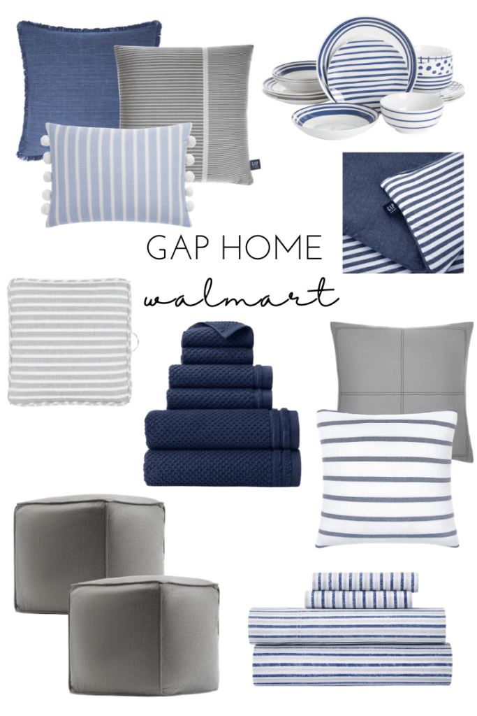 GAP Home and Walmart Finds