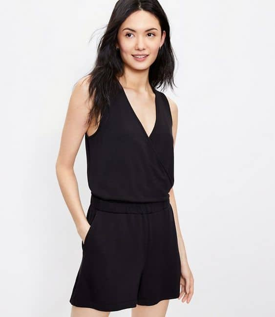 softblend crossover romper