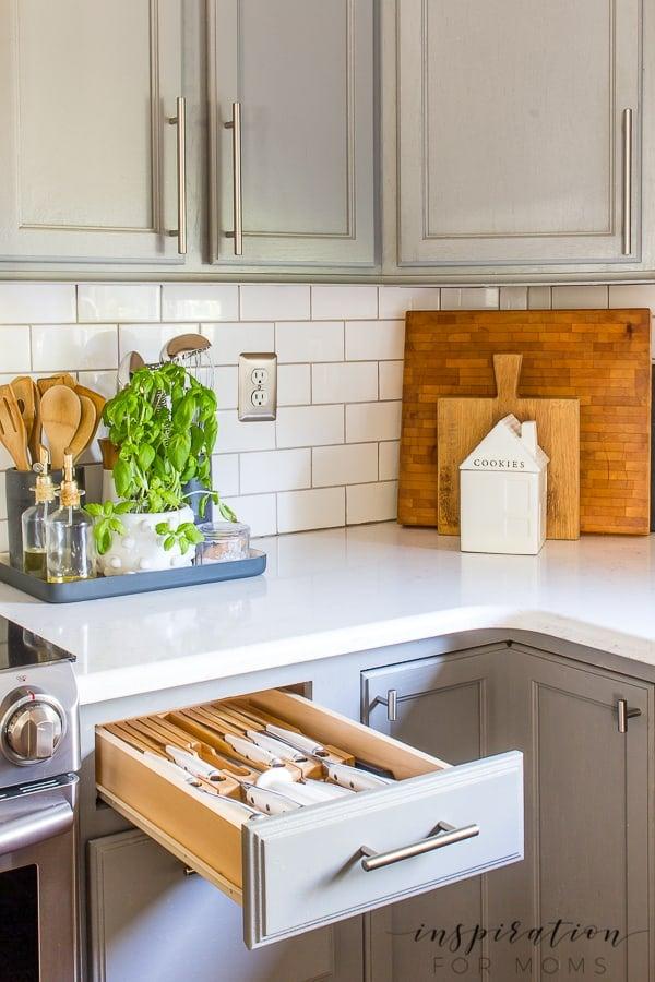 Get Your Kitchen Drawers Organized – Part 1